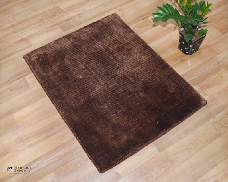 Brown Jute Loomknotted Interior
